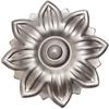Květ plechový ø 55 mm,  tl. 1,5 mm