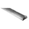 Madlová tyč dutá 48 x 20 x 1,5 mm, vzor kůra, 3000 mm/6000 mm