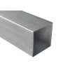 Profil uzavřený 100x100x2.0 mm, kartáčovaná nerez / AISI304