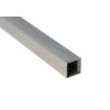 Profil uzavřený 40x40x2.0 mm, broušená nerez K320 / AISI304