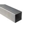 Profil uzavřený 60x60x2.0 mm, kartáčovaná nerez / AISI304
