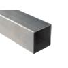 Profil uzavřený 80x80x2.0 mm, kartáčovaná nerez / AISI304