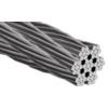 Nerezové lanko ø 5 mm (7x7 dr.) / AISI316