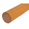 Dřevěný profil kulatý (ø 42 mm / L: 2000 mm), materiál: buk, broušený povrch bez nátěru, balení: PVC fólie