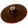 Unášecí kotouč na úhlovou brusku, suchý zip 125 mm, stopka 10 mm, uchycení: M14