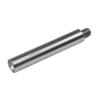 Čep (vnější závit M8 - vnitřní závit M6, ø 12 mm, L: 68 mm), leštěná nerez / AISI304
