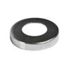 Kryt příruby (84x15 mm) na trubku ø 42.4 mm, otvor ø 42.8 mm, leštěná nerez AISI304