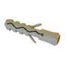 Hmoždinka plastová 12x60 mm bez límce - univerzál
