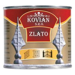 Patina zlatá Barva určená na zinkovaný povrch Obj. 0, 23 L.