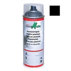 Barva antikorozní na zinek - černá polomatná ve spreji 400 ml  RAL9011/ sprej polomatný - 1