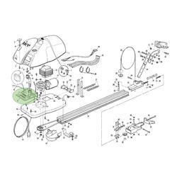 Elektronika pro závoru WIL4/WIL6 - 2