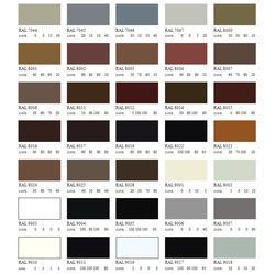 Barva antikorozní na zinek - černá matná ve spreji 400 ml - 2